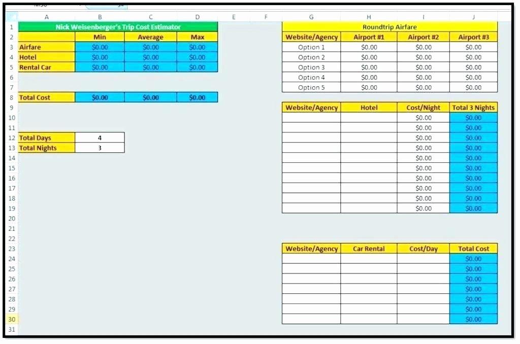 Restaurant Budget Template Excel Beautiful Spreadsheet for Restaurant Management – Inventory