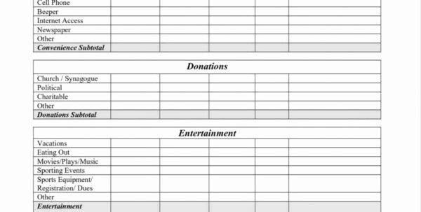 Restaurant Budget Template Excel Fresh Business Expense Bud Spreadsheet Spreadsheet Downloa