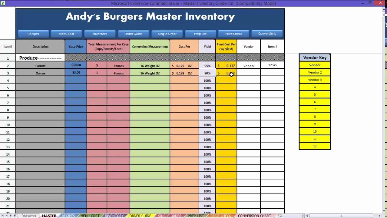 Restaurant Budget Template Excel Luxury Restaurant Spreadsheets Cute Spreadsheet Templates Excel