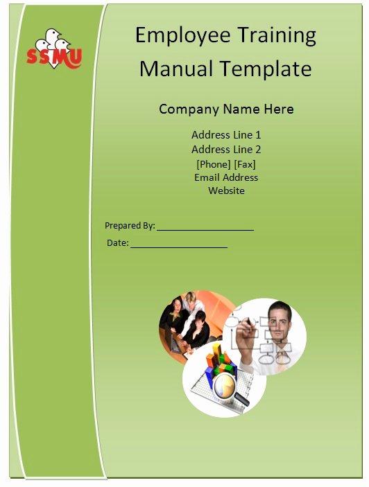 Restaurant Employee Handbook Template Free Best Of Employee Training Manual Template Guide Help Steps