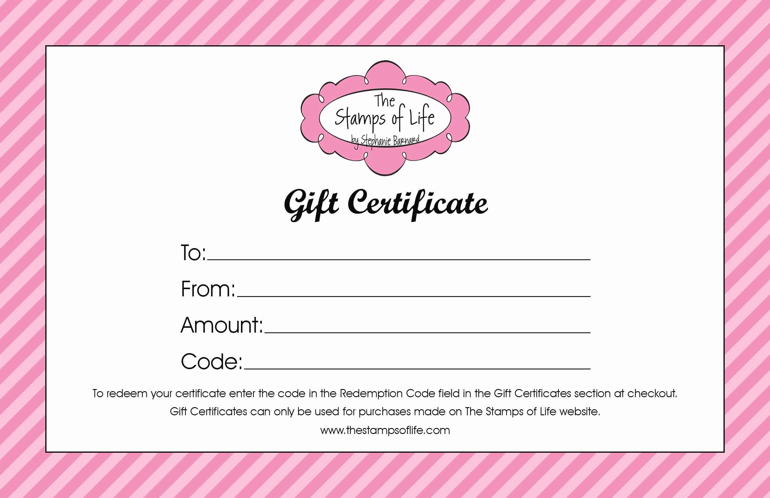 Restaurant Gift Certificate Template Awesome Best Printable Restaurant Gift Certificate Template