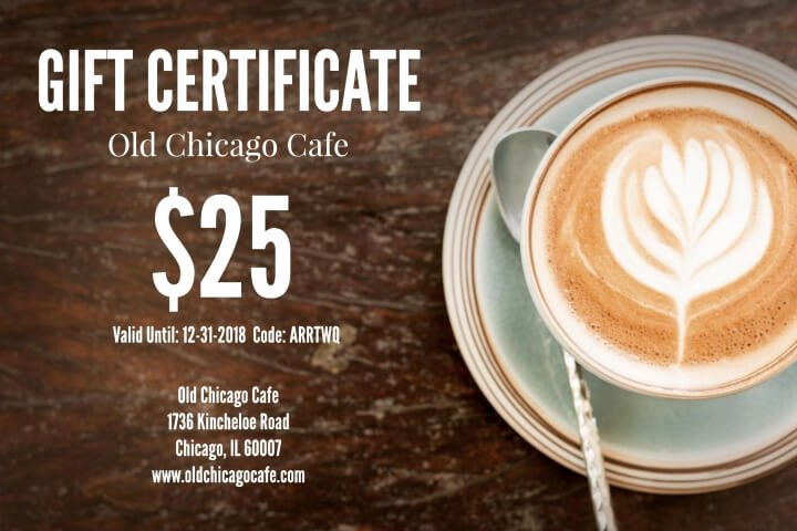 Restaurant Gift Certificate Template Best Of Free Business Gift Certificates Templates & Examples