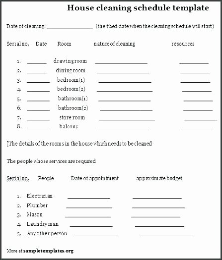 initial plete ensure all dining chairs are clean and dust free banisters in rotunda banister restaurant cleaning schedule template checklist word