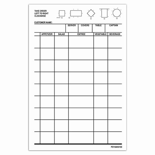 ItemDisplayF D1=Server Pads Paper 1 Part Booked 9 Lines White 4 x 6 &ItemID=DSPPD104X6100
