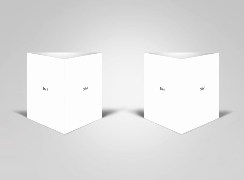 Restaurant Table Tent Template New Blank Table Tent Templates