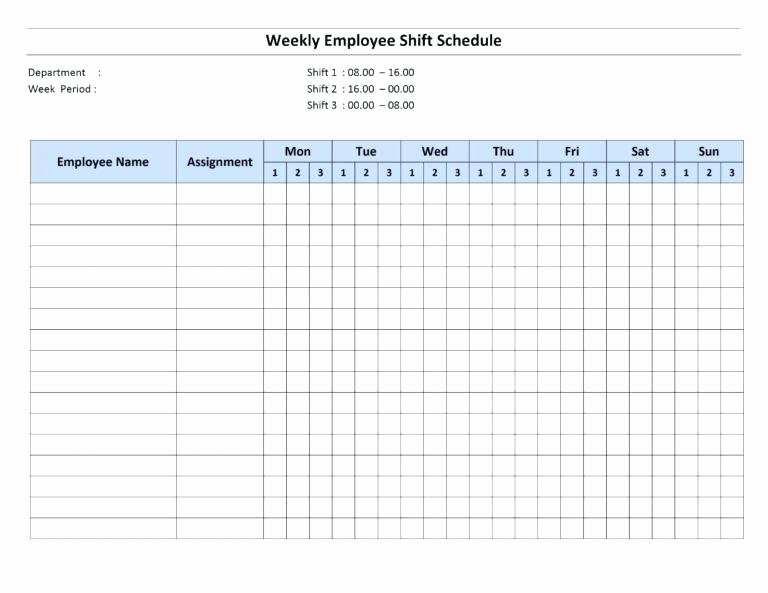 Restaurant Work Schedule Template Lovely Free Restaurant Employee Schedule Template Excel Bathroom
