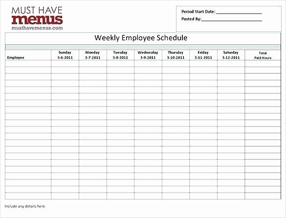 Restaurant Work Schedule Template Unique Free Restaurant Employee Schedule Template Excel Bathroom