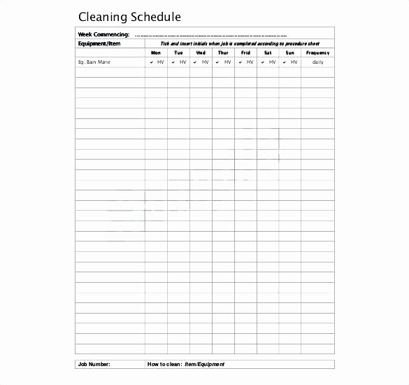 Restroom Cleaning Log Template Unique Restroom Cleaning Log Template