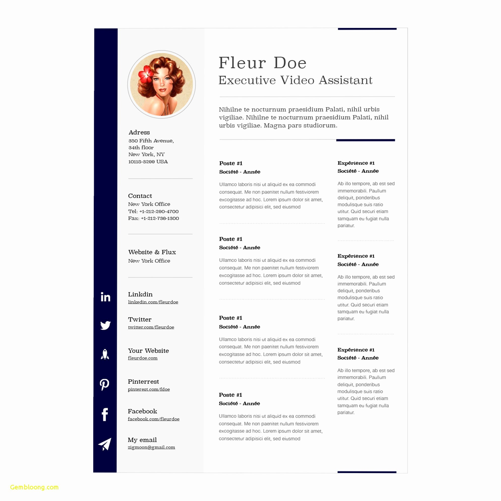 Resume Template for Mac Elegant Sample Resume and Cover Letter for High School Students