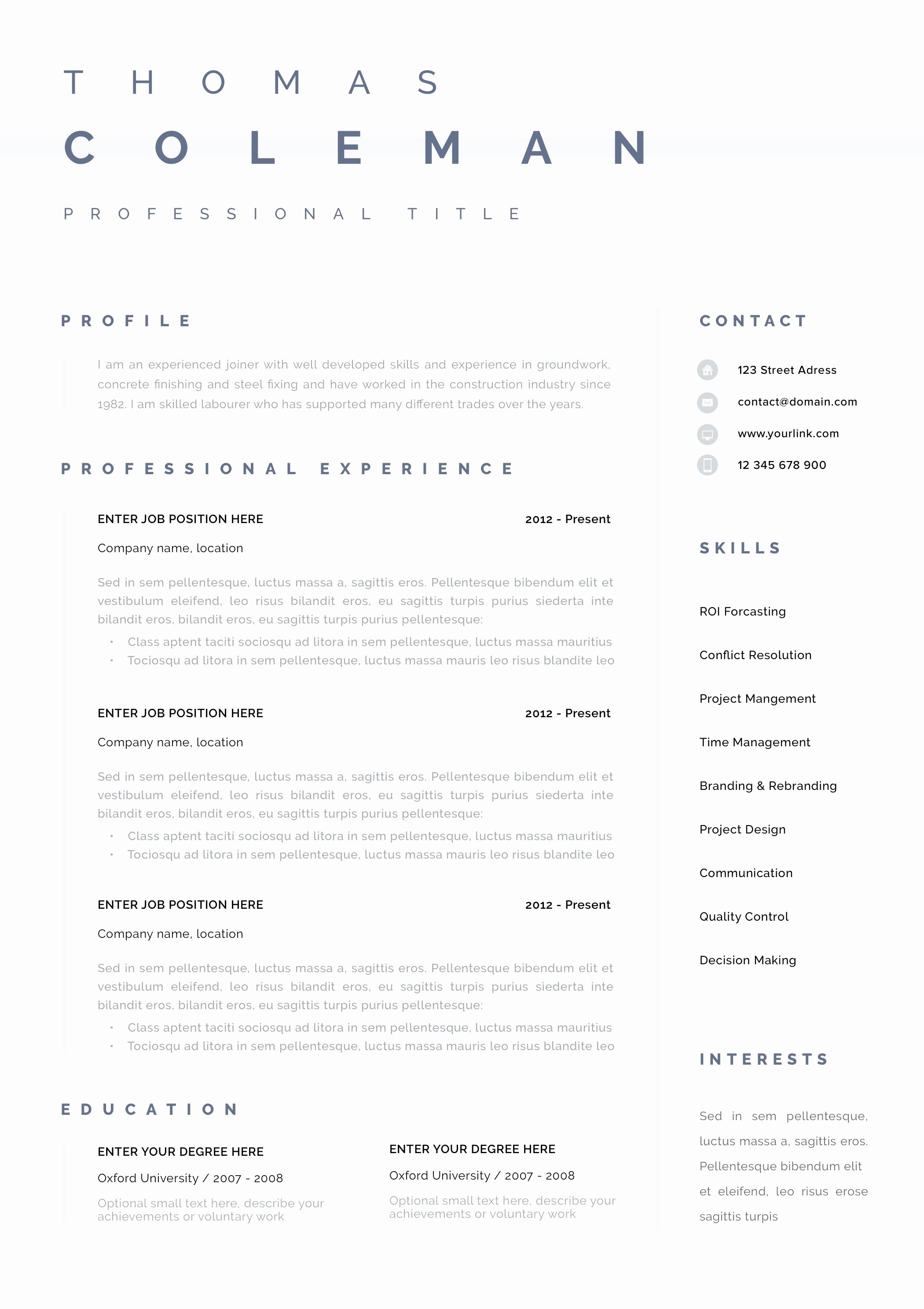 Resume Template for Mac Unique Word Mac Resume Template Printable Tag 60 Incredible