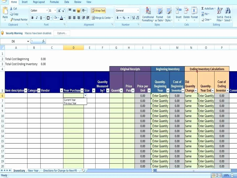 Retail Inventory Excel Template Lovely Retail Inventory Spreadsheet – Castilloshinchables