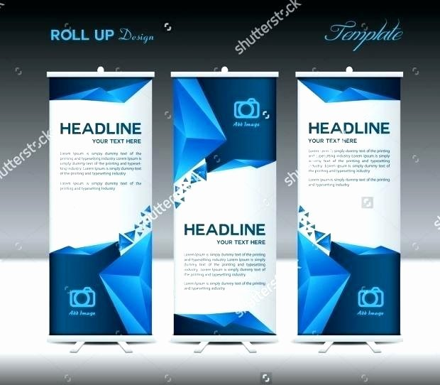 Retractable Banner Template Psd Best Of Free Banner Templates Sample Example format Ideas Design