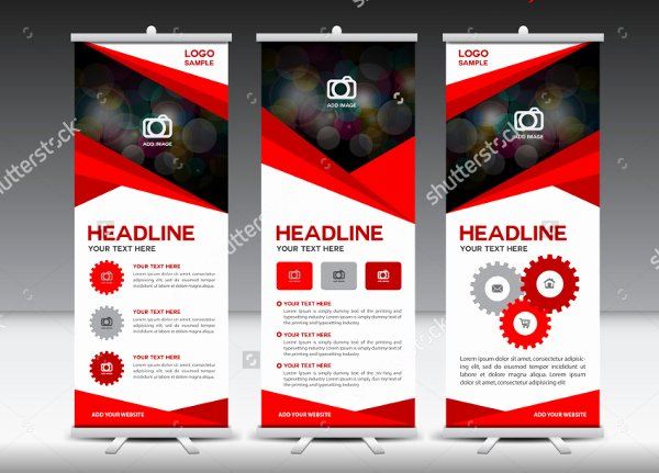 Retractable Banner Template Psd Lovely 22 Business Advertising Banner Free Premium Psd Vector