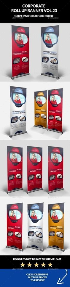 Retractable Banner Template Psd Unique 1000 Images About Roll Up Retractable Stand Pull