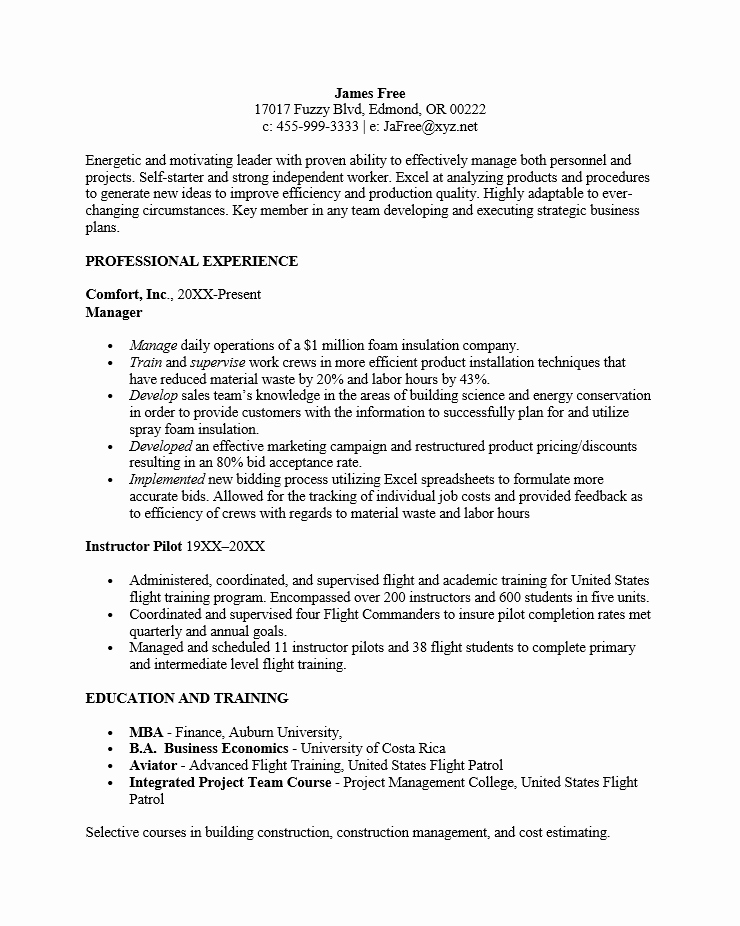 Reverse Chronological Resume Template Beautiful Reverse Chronological Resume F Resume