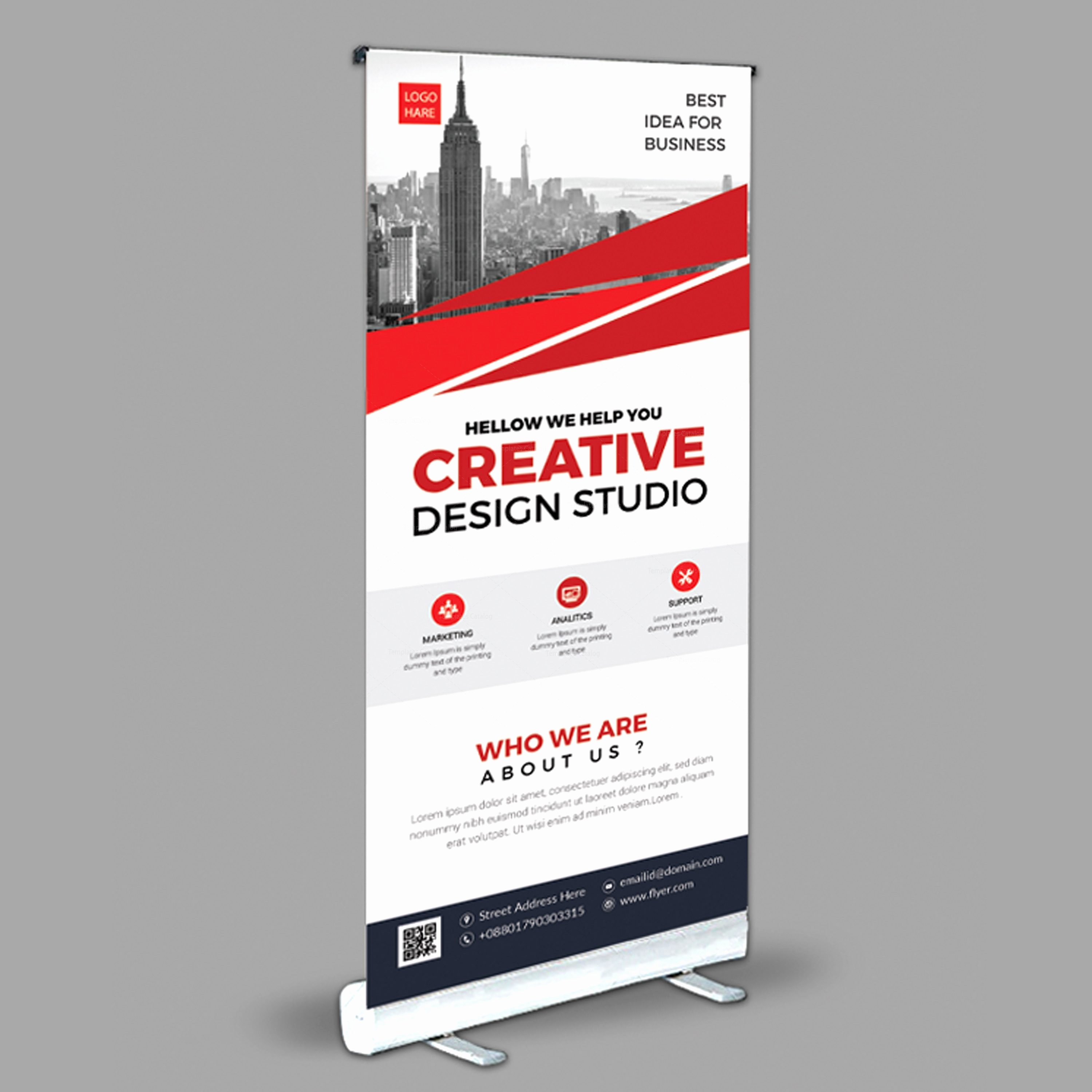 Roll Up Banner Template Best Of Signage Archives Template Catalog