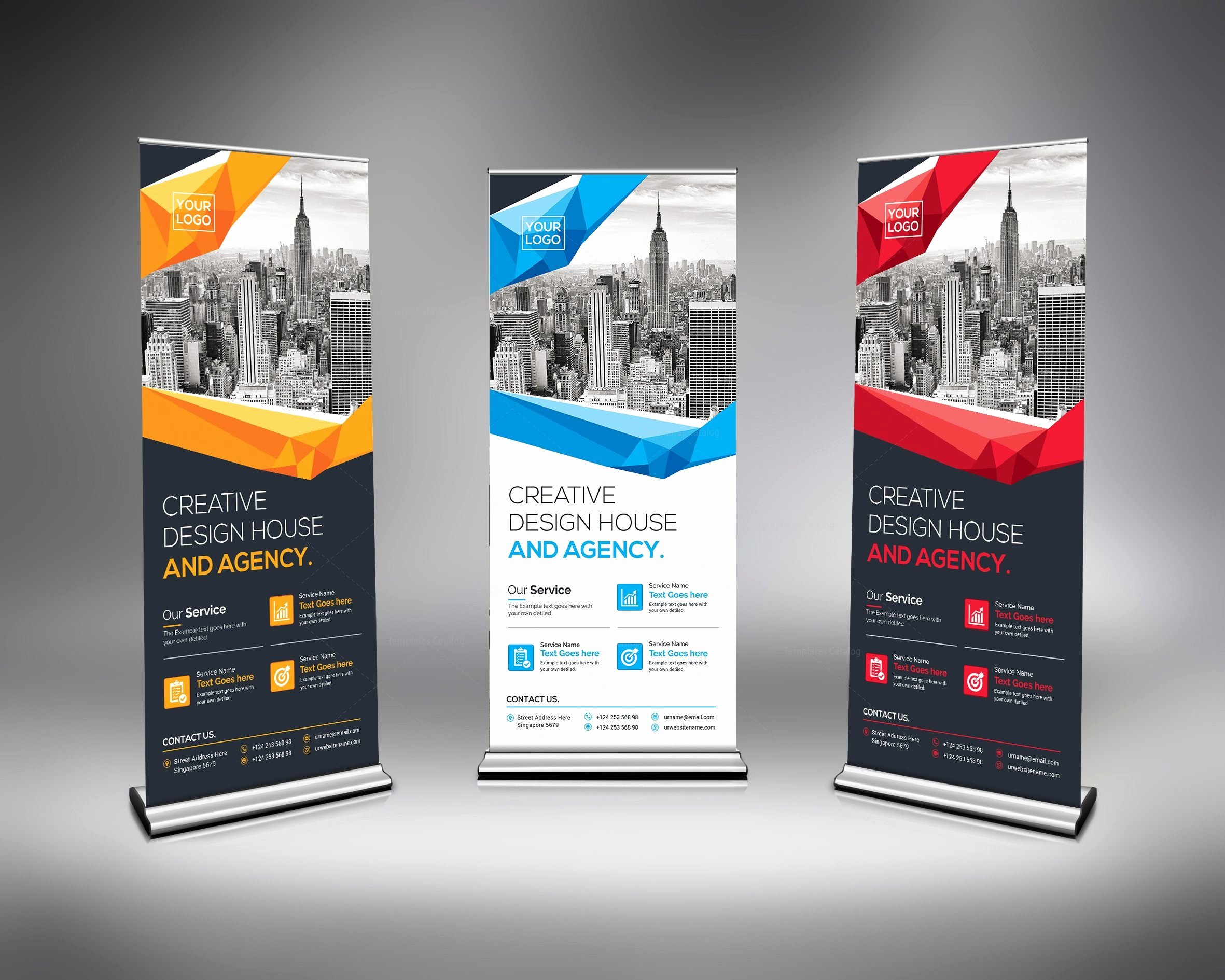 Roll Up Banner Template Fresh Excellent Rollup Banner Template Template Catalog