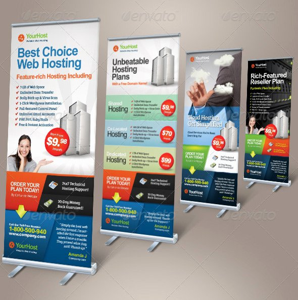 Roll Up Banners Template Awesome 72 Roll Up Banner Design Template Psd Roll Up Design