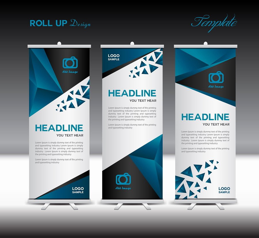 Roll Up Banners Template Best Of the why and How Of Banner Printing