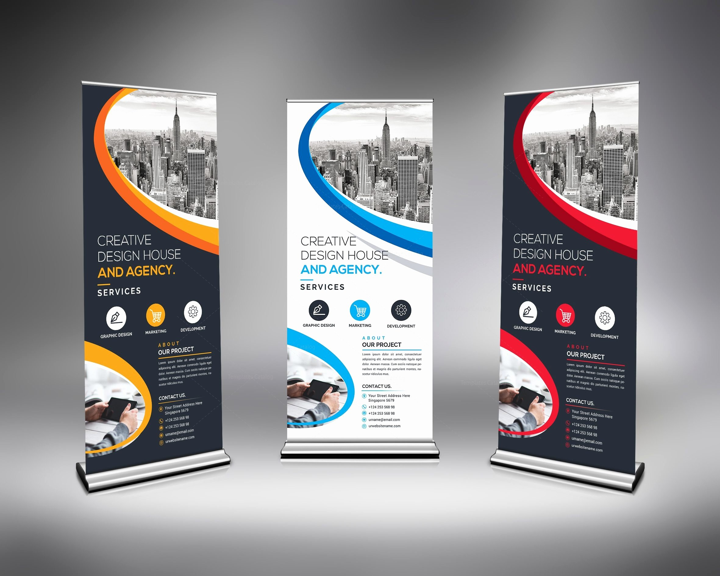 Roll Up Banners Template Fresh Best Roll Up Banner Template Template Catalog