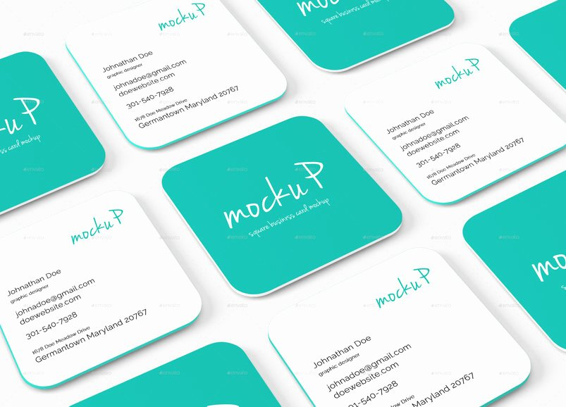 Round Business Card Template Luxury Business Cards Rounded Corners – Stockholmsfiskmarknad