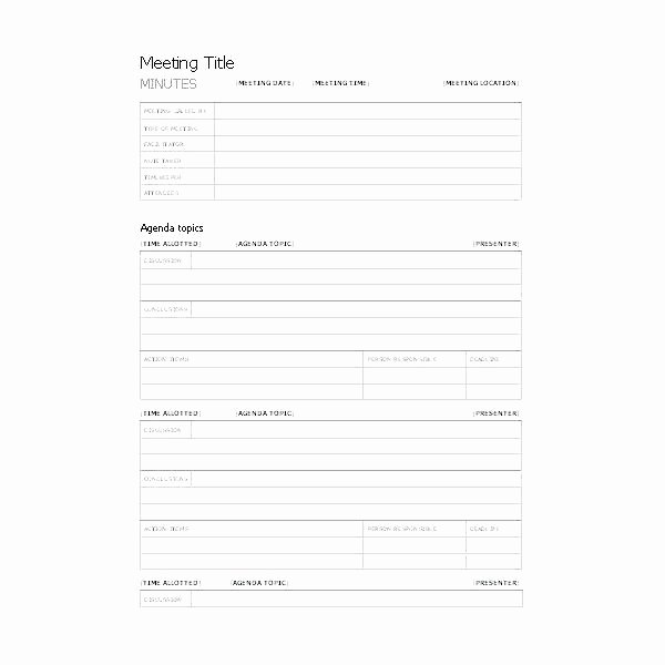 S Corp Minutes Template Elegant Corporate Minutes California Template New S Corporation