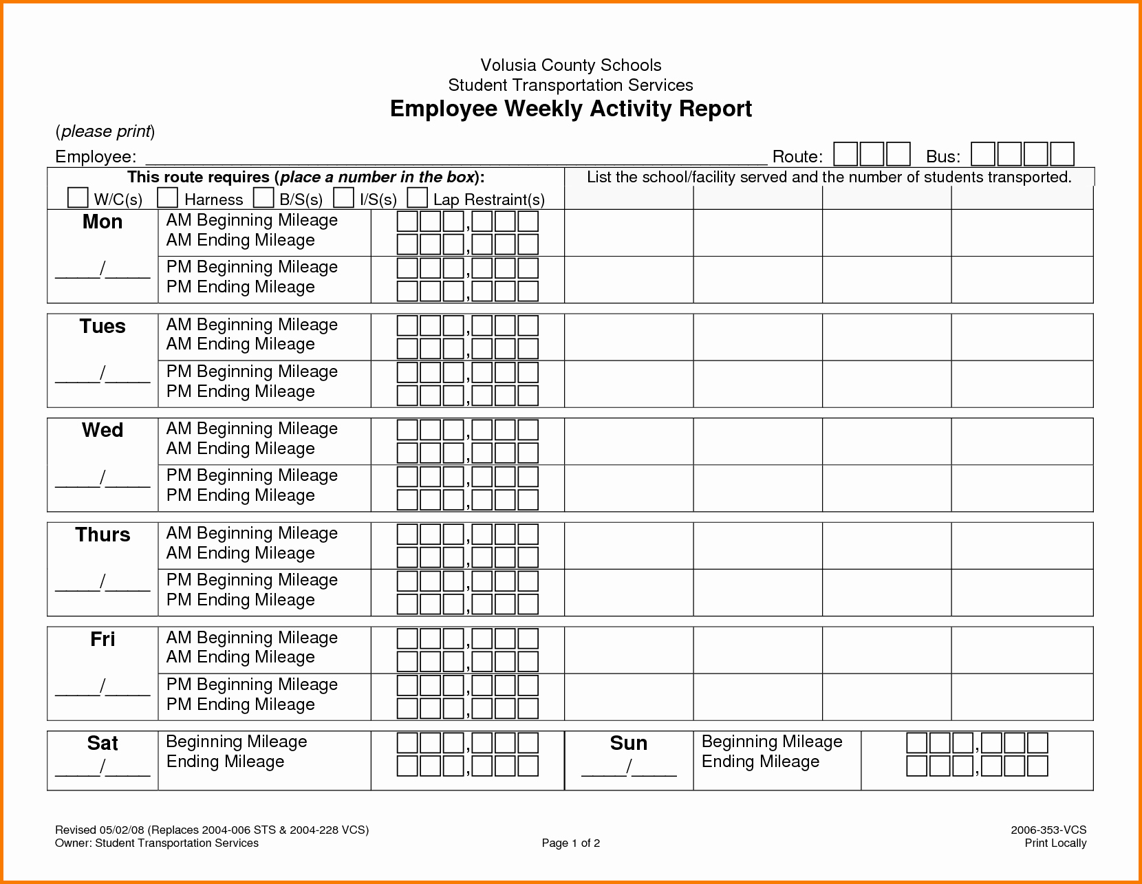 Sales Activity Report Template Lovely Free Weekly Report Cardmplate In Adobe Shop Sample