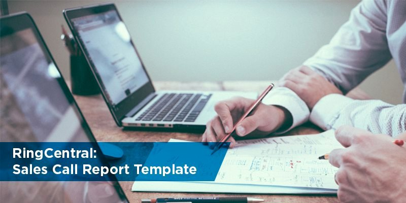 Sales Call Reporting Template New Free Sales Call Report Templates