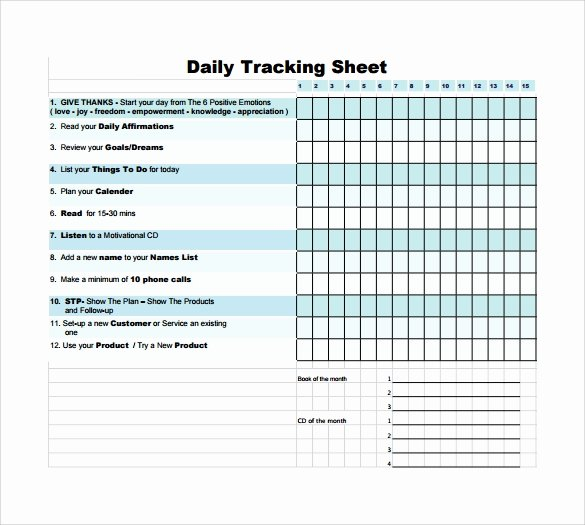 Sales Call Tracking Template Elegant 12 Sample Call Sheet Template to Download