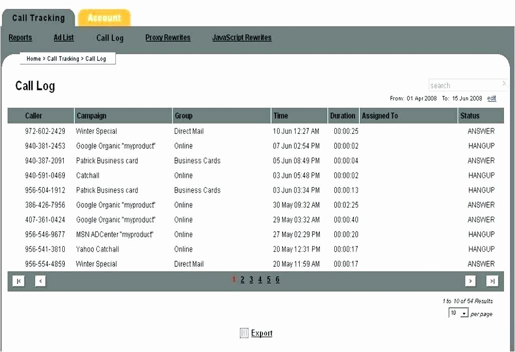 Sales Call Tracking Template Luxury How to Create Call Log Template