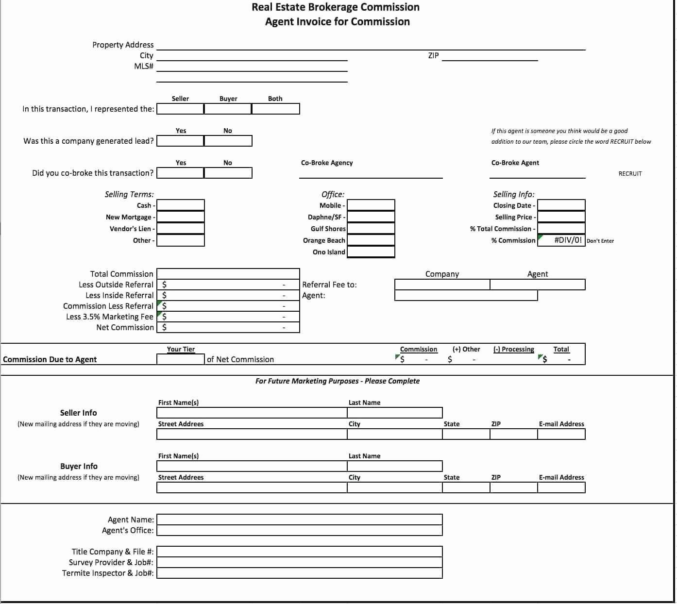 Sales Commission Contract Template Inspirational Unique Sales Mission Agreement Template