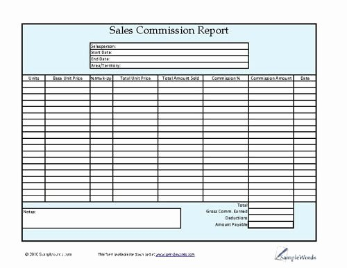 Sales Commission Plan Template Fresh 86 Best Images About Accounting Templates and Help