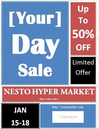 Sales Flyer Template Word Fresh Sales Flyer Templates Yourweek Ed0294eca25e