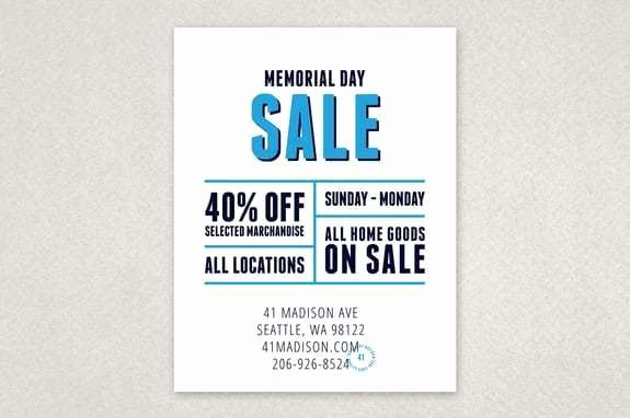 Sales Flyer Template Word Inspirational 7 Sale Flyer Templates – Fine Word Templates
