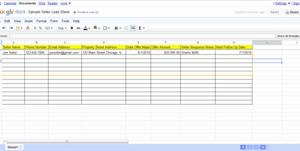 Sales Lead Tracking Excel Template Best Of Lead Generation Tracking Spreadsheet Tracking Spreadshee