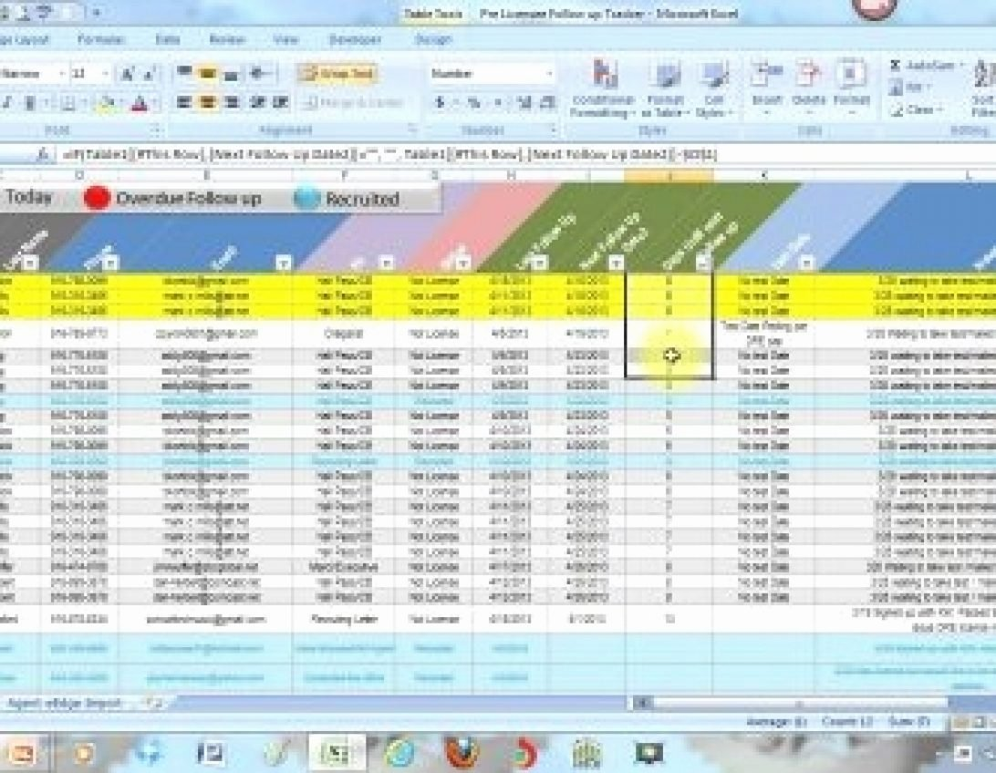 Sales Leads Excel Template Elegant Sales Lead Tracker Excel Template Free Tracking Spreadshee