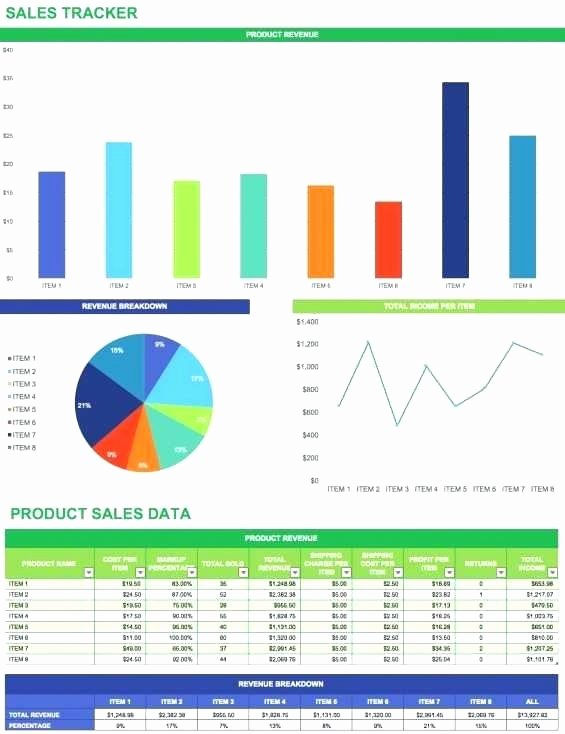 Sales Leads Excel Template Luxury Free Excel Sales Tracking Template Monthly Sales Tracking