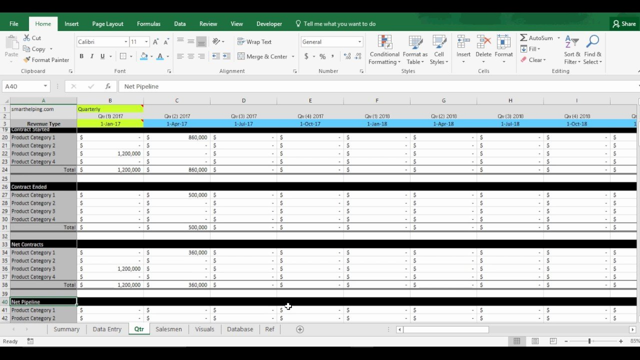 Sales Leads Excel Template Unique Sales Pipeline Tracking Template Crm In Excel