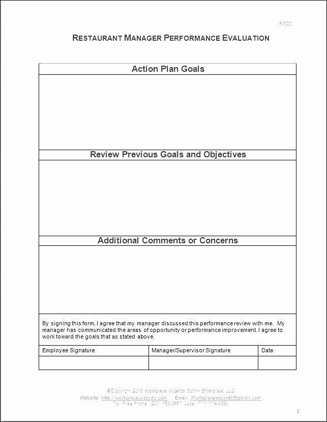 Sales Performance Improvement Plan Template Awesome Performance Improvement Plan form Template Sales Templates