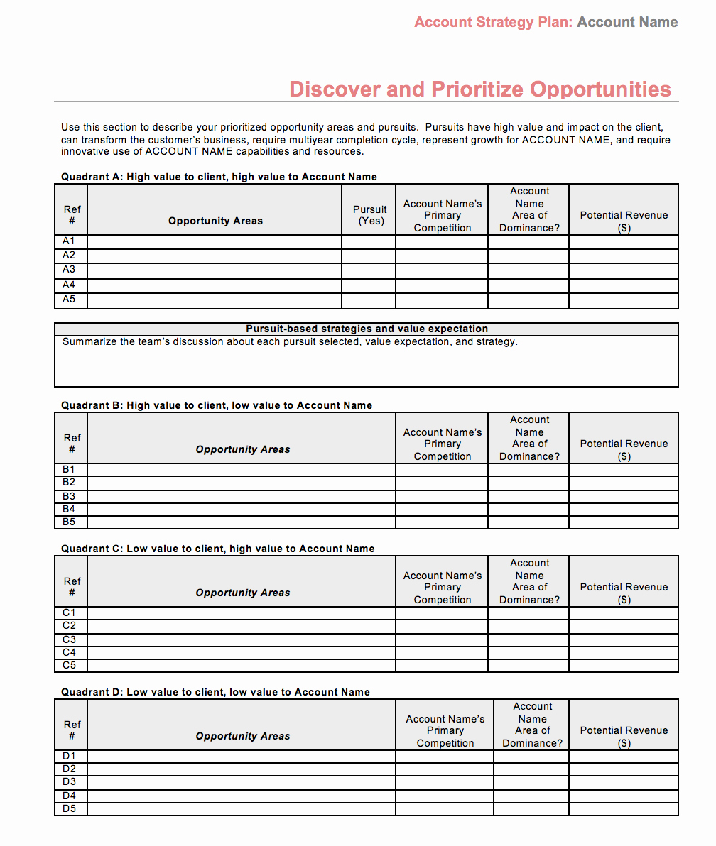 Sales Planning Template Excel Unique Sales Plan Template Resume Trakore Document Templates