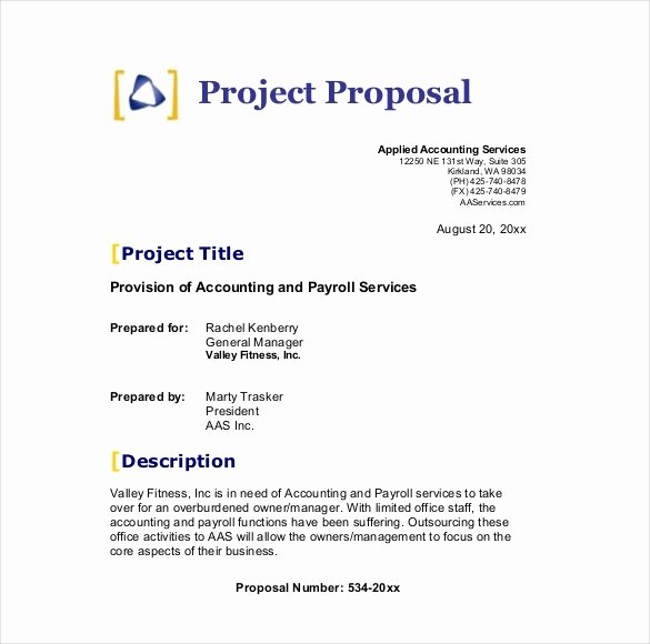 Sales Proposal Template Word Best Of Business Proposal Template Beepmunk