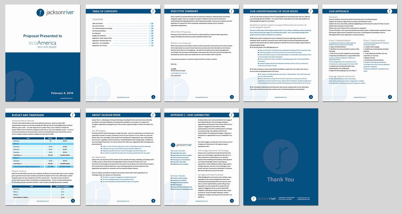 Sales Proposal Template Word Best Of Modern Upmarket Print Design for Tj Griffin by Kousik