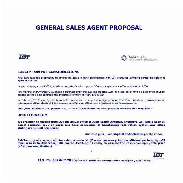 Sales Proposal Template Word New 21 Sales Proposal Templates Doc Excel Pdf Ppt