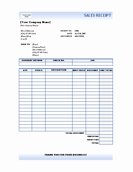 Sales Receipt Template Excel Awesome Receipt Templates Archives Microsoft Word Templates