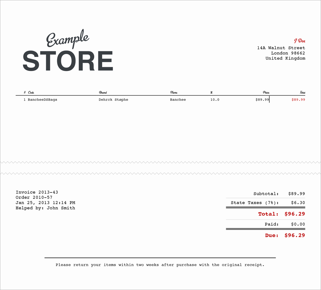 Sales Receipt Template Excel Lovely 6 Free Sales Receipt Templates Excel Pdf formats