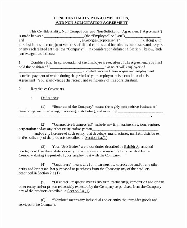 Sales Rep Agreement Template Awesome Sample Sales Agreement form 10 Free Documents In Pdf Doc