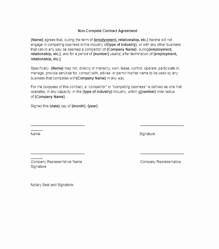 Sales Rep Agreement Template Inspirational Sales Rep Contract Template Contract Template Independent