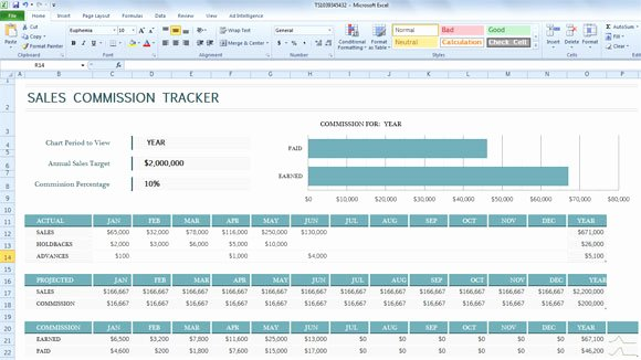 Sales Tracker Excel Template Inspirational Sales Mission Tracker Template for Excel 2013