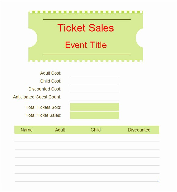 Sales Tracker Excel Template Inspirational Sample Sales Tracking 5 Documents In Word Pdf