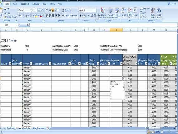 Sales Tracker Excel Template Unique Monthly Sales Tracking Template Direct by Timesavingtemplates
